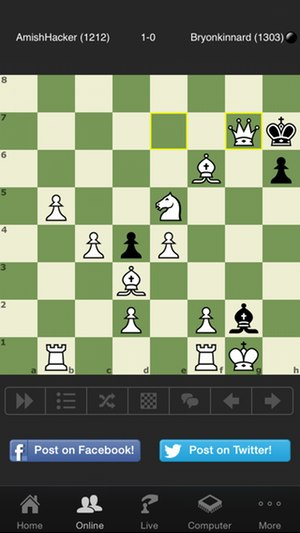 The Best of iOS Chess – Campfire Chess