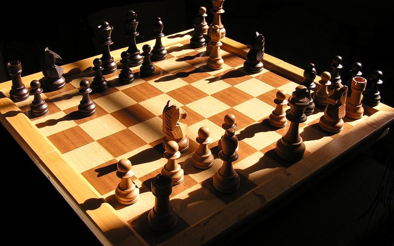 Campfire Chess