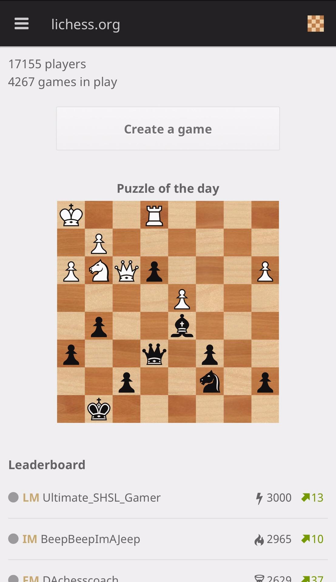 Apple – Campfire Chess