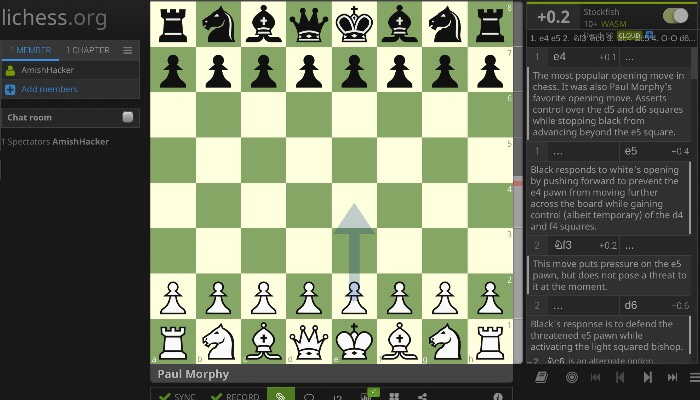Computer Chess – Campfire Chess